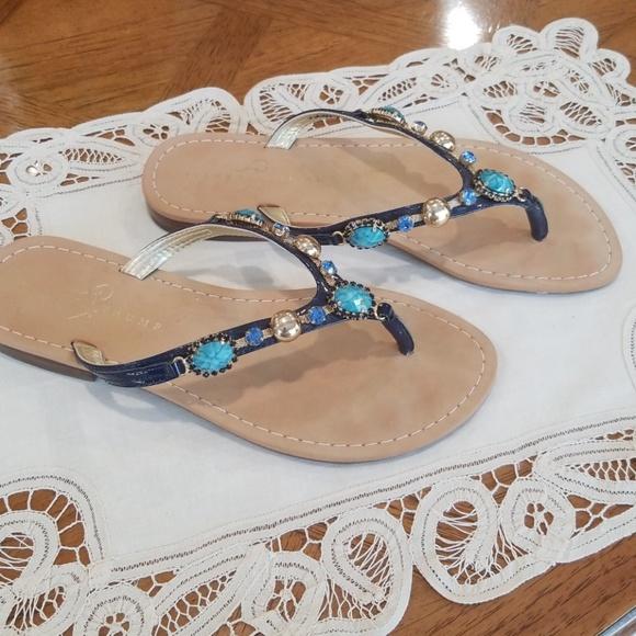 a81655a820f5 Ivanka Trump jeweled sandals